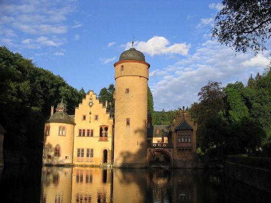 """Wasserschloss """"Mespelbrunn"""""""