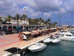 Hafen auf Formentera
